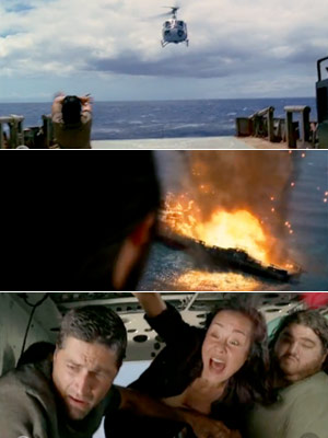Lost, Daniel Dae Kim, ... | ''There's No Place Like Home'' (Season 4, Episode 14) Nooooo! That's all we thought when the helicopter pulled away from the freighter without Jin. Sun's…