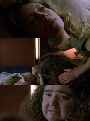 Lost, Cynthia Watros, ... | ''Two For the Road'' (Season 2, Episode 20) Hurley had finally made his love connection only to have her gunned down searching for blankets for…