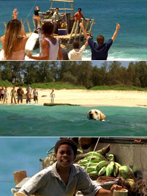 Lost, Lost (Season 1 -- Episode 23: Exodus (2)), ... | ''Exodus: Part 1'' (Season 1, Episode 23) There was a real sense of hope and anticipation (and some fear) as we watched Walt, Michael, Jin,…
