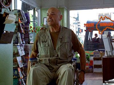 Lost, Terry O'Quinn | The revelation that Locke was in a wheelchair at the walkabout tour office and the sequence which followed of him discovering he could walk after…