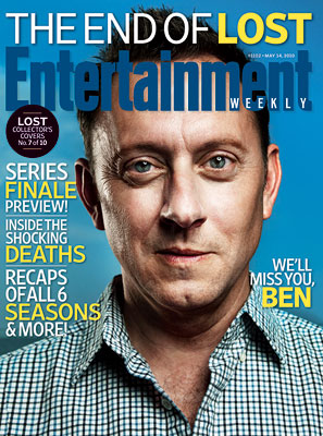 Lost, Michael Emerson | MICHAEL EMERSON (Benjamin Linus) Click the following link to purchase any (or all) End of Lost EW collector's covers More from EW: Become a fan…
