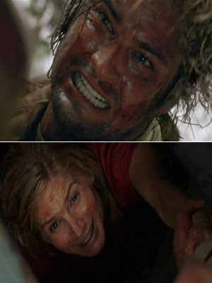 Lost, Elizabeth Mitchell | ''The Incident'' (Season 5, Episode 16) Juliet had helped make Sawyer a better man, which won her our hearts — and helped us forget her…