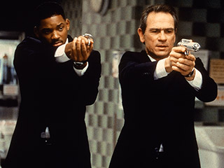 Men in Black, Tommy Lee Jones, ...