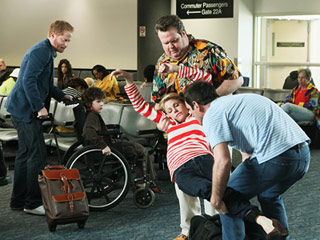 Modern-Family-Airport