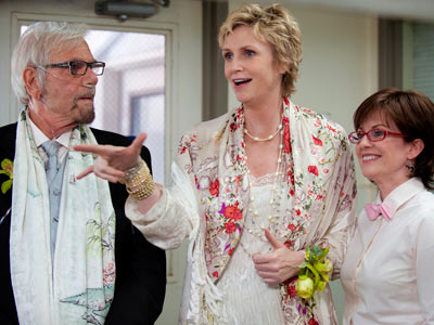 Jane Lynch Returns to Party Down