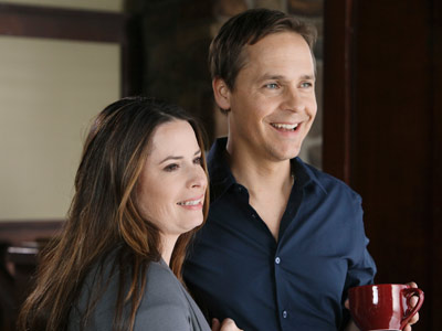 Chad Lowe | On ABC Family's new series Pretty Little Liars (premiering June 8), based on the young-adult mystery novels, Lowe appears as a professor who had an…