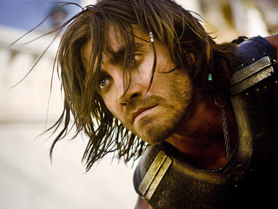 Prince of Persia: The Sands of Time, Jake Gyllenhaal   DASTAN (Jake Gyllenhall) Prince of Persia: The Sands of Time The saving grace for this interesting princely mane is that it must bounce and wave…