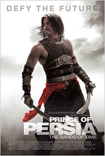 PRINCE OF PERSIA (May 28) Jake Gyllenhaal's six pack (and the rest of him, too) stars in this big-budget sword-and-sandals action-adventure based on the classic…