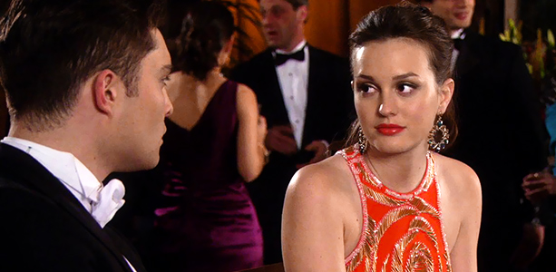 Gossip Girl | ''The Return of the Ring'' season 5, episode 24 Best casino-set gambling metaphor : Blair is ''all-in'' for Chuck Setting up the final season, Blair…