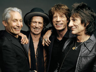 England's Newest Hit Makers | HAPPY The Rolling Stones