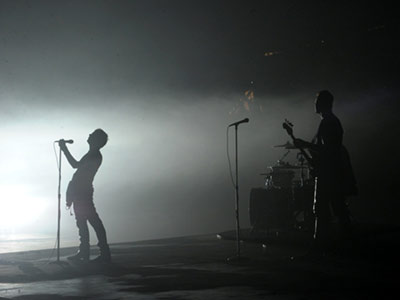 Muse   See EW's Music Mix for a link to the video of Muse's ''Neutron Star Collision (Love is Forever)''