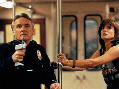 Speed, Dennis Hopper, ... | Speed (1994) Is there any role that's more thankless and disposable than the villain in a splashy Hollywood action movie? Hopper turns a character we've…