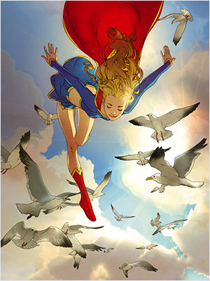Why She Deserves a Movie: We know that there already was a Supergirl movie back in 1984. But if Batman could get a second chance…