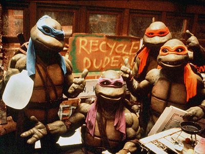 Teenage Mutant Ninja Turtles II: The Secret of the Ooze | YOUR KIDS WILL LOVE IT 1990 brought us a live-action film based on the Teenage Mutant Ninja Turtles franchise. It was almost as good as…