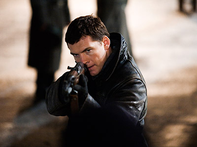 Sam Worthington | SAM WORTHINGTON SETTLES HIS DEBT No Na'vi here. But Avatar 's Sam Worthington is still kicking butt in The Debt , an upcoming drama costarring…