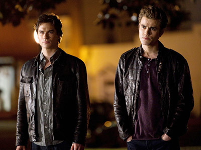 The Vampire Diaries, Ian Somerhalder, ... | The Vampire Diaries recap: Quicker than a Maury DNA test Seriously, why was Damon the only one who pieced together that John was Elena's father…