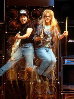 Wayne's World, Dana Carvey, ... | 1. Wayne's World (1992) Just why is Wayne's World so much funnier than every other SNL movie ever made? Maybe it's the nonstop energy of…