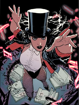 Why She Deserves a Movie: A famous stage magician and a powerful sorceress, Zatanna's got slightly more playful edge than most superheroes, which is on…