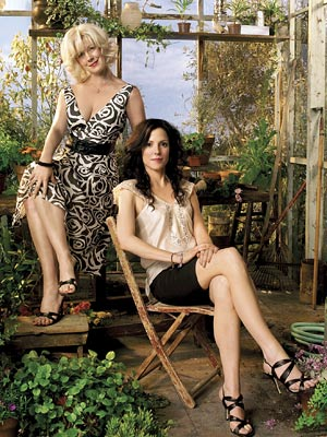 Weeds, Elizabeth Perkins, ... | WEEDS PREMIERED August 8, 2005 THE SCOOP The only way a pot-dealing single mom could conceivably have shown up on network TV might have been…