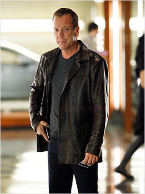 24, Kiefer Sutherland | JACK BAUER (KIEFER SUTHERLAND) Most Badass Moment: After being held captive by the Chinese government for almost two years, Jack is handed over to a…