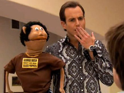 Arrested Development, Will Arnett | GOB AND FRANKLIN, Arrested Development It was often both fascinating and shudder-inducing to watch the delusional Gob interact with anyone, and that extended to his…