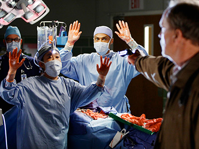 Grey's Anatomy   Grey's Anatomy 2. House 3. 24 4. Gossip Girl 5. The Office