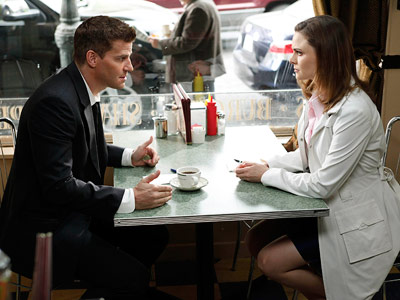 Bones, David Boreanaz, ...   Bones season finale recap: Here's to change Maybe we want them to come back as different people, as it was hinted in the episode. Part…