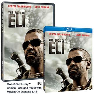 The Book of Eli, Denzel Washington