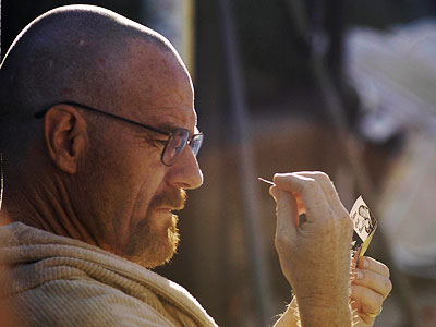 Breaking Bad, Bryan Cranston   Breaking Bad season finale review: 'We had a good run, but it's over' It turns out, that Walt — a Walt with hair and an…