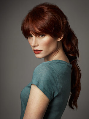 Bryce Dallas Howard, The Twilight Saga: Eclipse   With only one week to prepare for your role, how did you get up to speed on the franchise so quickly? ''I had already read…