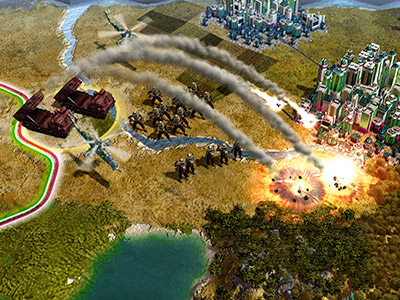 4. CIVILIZATION V (PC) The addictive build-your own-nation franchise gets a graphical face-lift and some smart tweaks to its warfare system that value strategy over…