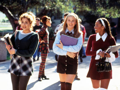Brittany Murphy, Clueless, ... | The seminal teen flick would be Brittany Murphy 's breakout film, and gave the actress (pictured, left, with Alicia Silverstone and Stacey Dash) what's likely…