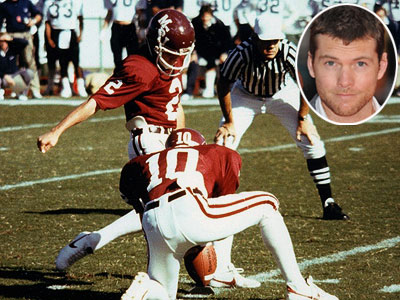 The Mistake: Cosby, a great kicker for Mississippi State, knocked the ball through the uprights for the game-winning field goal...until a 40 mph gust of…