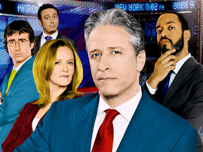 The Daily Show With Jon Stewart | THE DAILY SHOW Jon Stewart's been killing it for years. But credit our country's latest ills for giving him some amazing material. There's nothing funny…