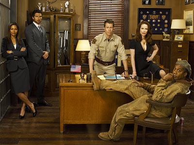 Ed Quinn, Colin Ferguson, ... | EUREKA PREMIERED July 18, 2006 THE SCOOP Sometimes summer audiences don't just want one quirky genius per show ( Psych , Monk ), they want…