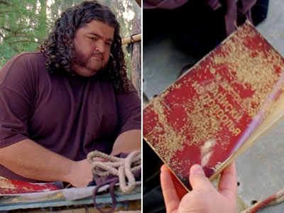 Echoing the moment in the season 6 premiere when Hurley found Fear and Trembling on the body of dead Montand, the episode ''Everybody Loves Hugo''…