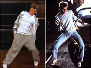 Footloose-dance