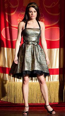 glee-michele-dress