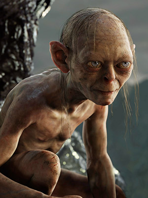 The Lord of the Rings: The Return of the King | BAD GUY: GOLLUM The Ring-craving mole man of Peter Jackson's Lord of the Rings epic was a seminal blend of CG effects and human acting.…