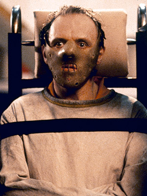 The Silence of the Lambs, Anthony Hopkins | BAD GUY: HANNIBAL LECTER Nearly 20 years after he taught us which human body part pairs best with fava beans and a nice Chianti in…