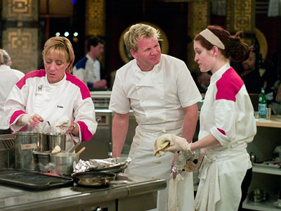 Hell's Kitchen | Hell's Kitchen recap: The hen is a pigeon, the chicken is a duck What went wrong? After close analysis of the two contestant's movements, I've…