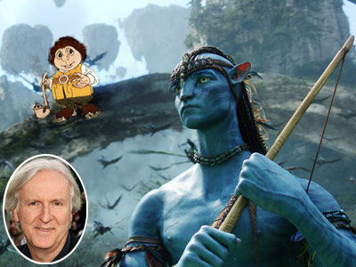 ''I won't settle for ANYONE but JAMES CAMERON !!!!(nose in the air, arms crossed)'' — chickenrex Pro: He knows his way around big-budget special effects.…