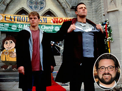 '' KEVIN SMITH is the man! Let him do it.'' — Sandy Pro: Um?J.R.R. Tolkien was a fan of penis jokes, right? Con: While he…