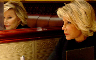 Joan Rivers: A Piece of Work | JOAN RIVERS: A PIECE OF WORK She's known for her cutting red-carpet commentary, but this sharp R-rated documentary sheds new light on Rivers' dedication to…
