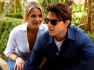 Tom Cruise, Cameron Diaz, ... | WHERE TO NEXT, MY LOVE? Cameron Diaz follows Tom Cruise's lead in Knight and Day