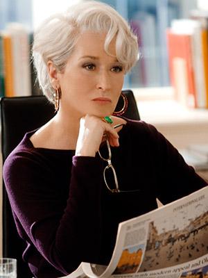 The Devil Wears Prada, Meryl Streep | BAD GUY: MIRANDA PRIESTLY Lauren Weisberger may have invented Priestly in her 2003 novel The Devil Wears Prada , but it was Meryl Streep who…