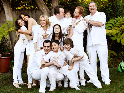 Modern Family, Sofia Vergara, ... | Outstanding Comedy Just as the critical masses had declared heart-filled family-centered sitcoms DOA, RIP, and everything else that means gone forever , ABC's documentary-style comedy…