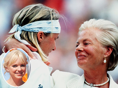 The Mistake: At one point the third-ranked female tennis player in the world, Novotna is best remembered today for her championship fizzle, when she let…