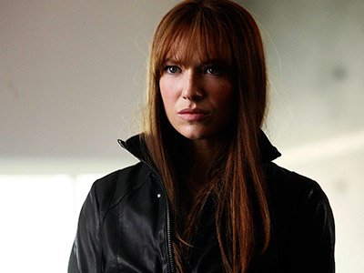 Olivia being left in the alternate universe, Fringe 2. Katherine's return, The Vampire Diaries 3. Chuck's mom is alive, Chuck 4. The Reynosa cartel isn't…