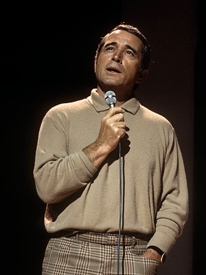 Perry Como | ''Catch A Falling Star'' Performed by: Perry Como Episode: ''Raised by Another'' and others It was Aaron's bedtime lullaby, though it also evokes the visual…